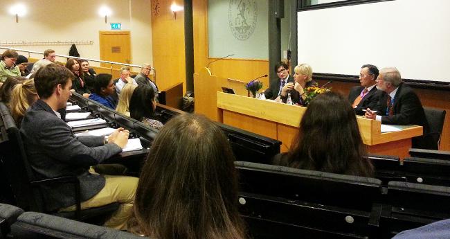 Public Panel Debate