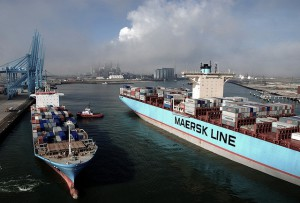 Talking about business and human rights at Maersk