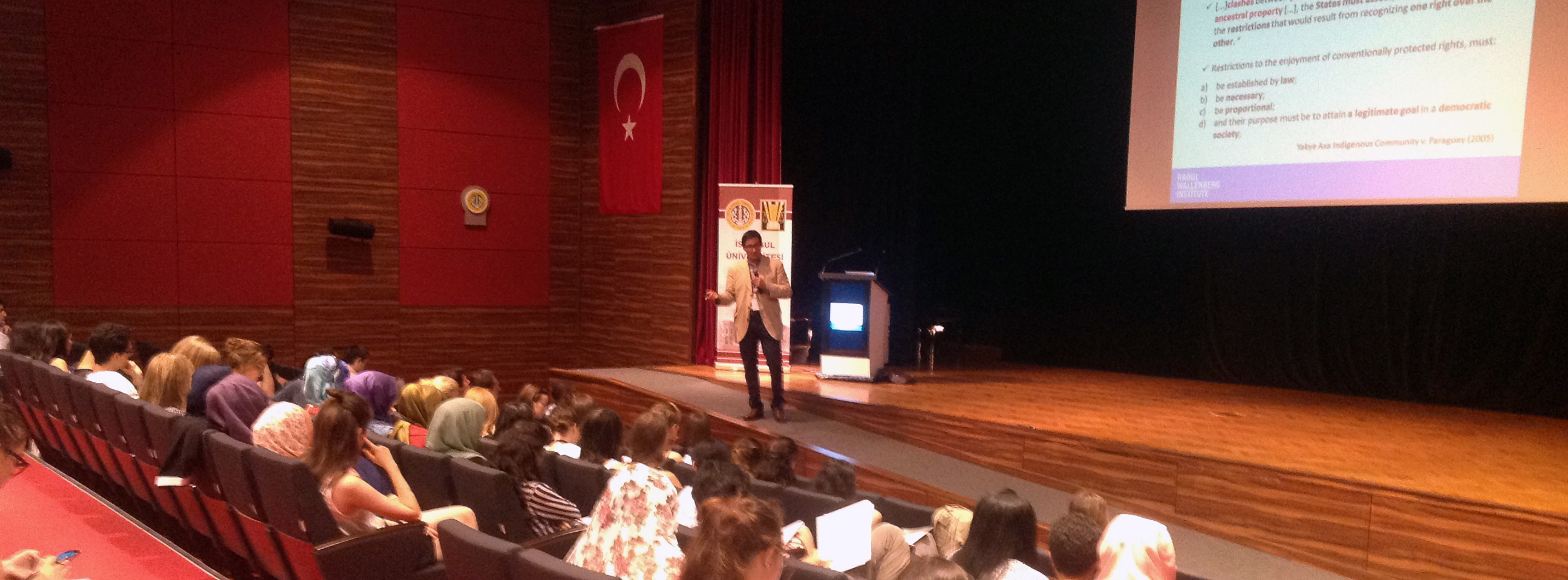How We Work With Human Rights in Turkey