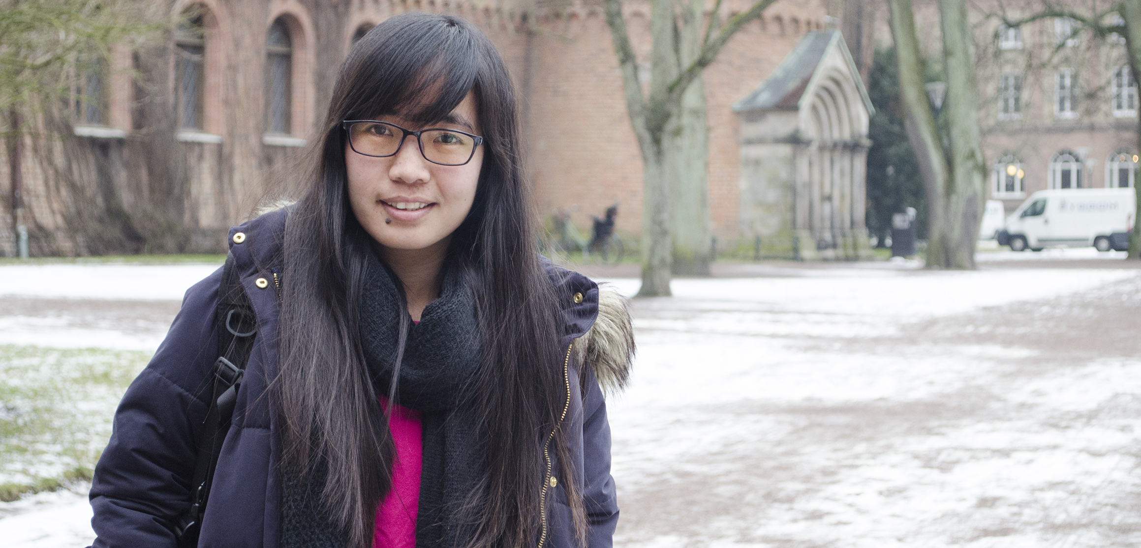 Meet the Cambodian student at the Master's Programme in Human Rights