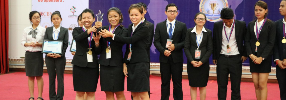 Winning team debate 2016