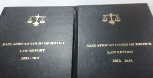 East African Court of Justice Law Report