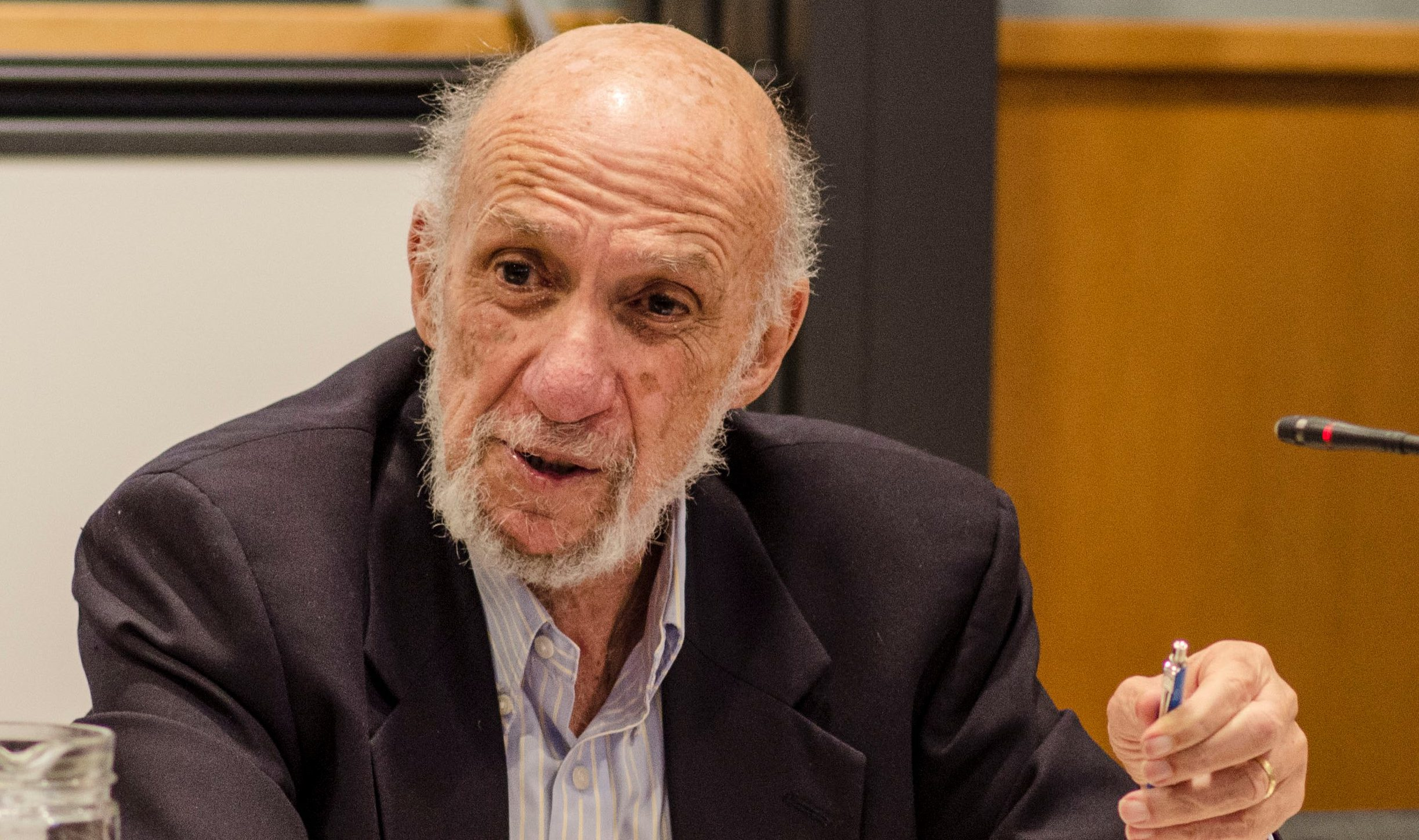 Richard Falk on human rights