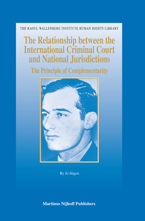 The Globalisation of Crime: Understanding Transitional Relationships in Context