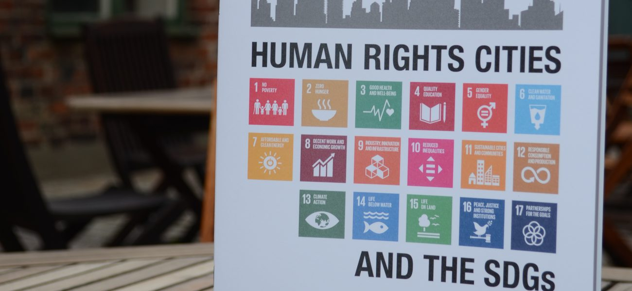 Human Rights Cities, SDGs, UN
