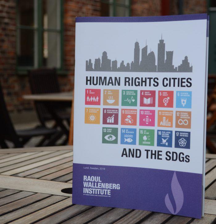 Human Rights Cities, SDGs, UN