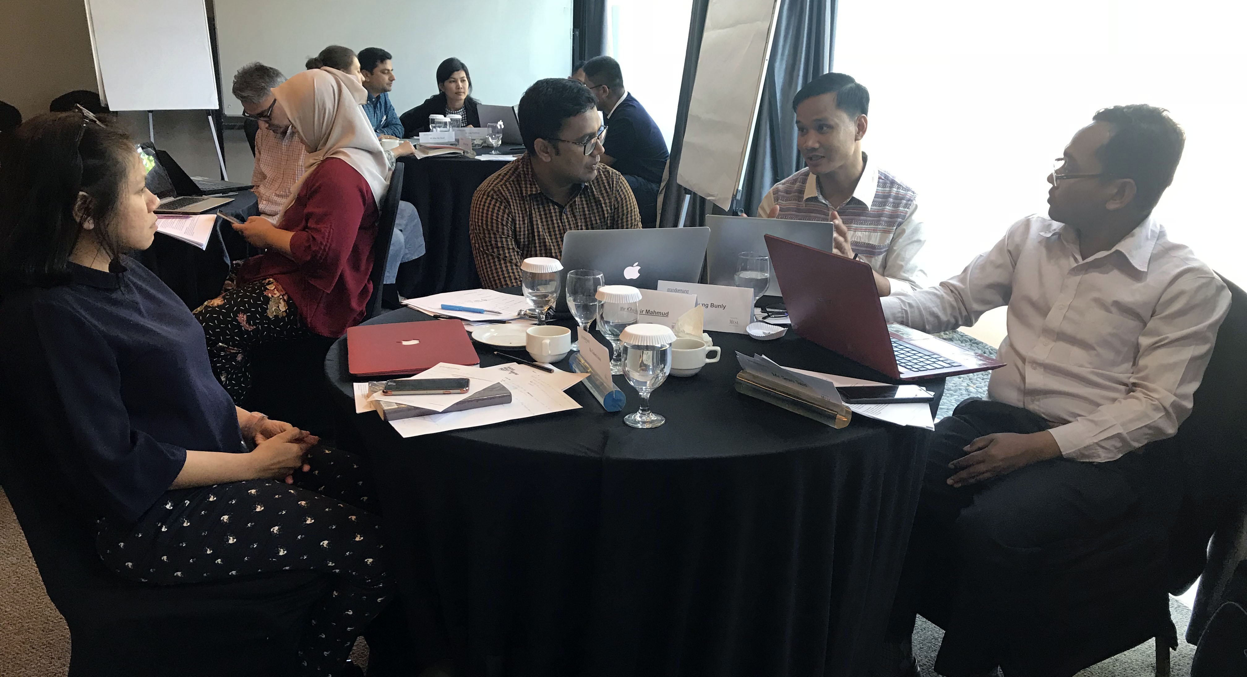 Jakarta, workshop, human rights, gender