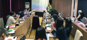 Shanghai, China, Gender rights, workshop