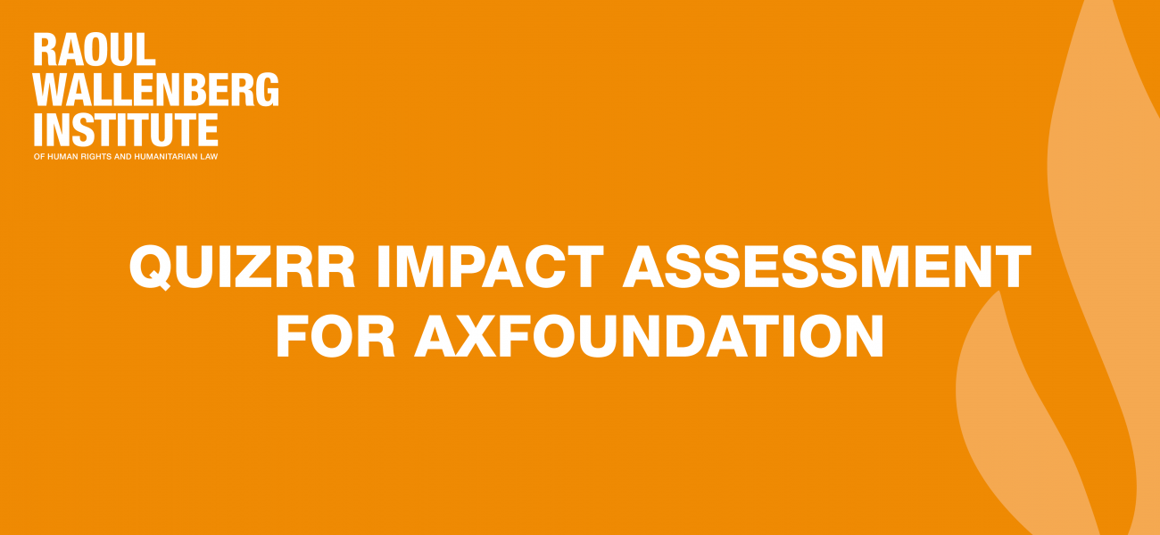 Axfoundation