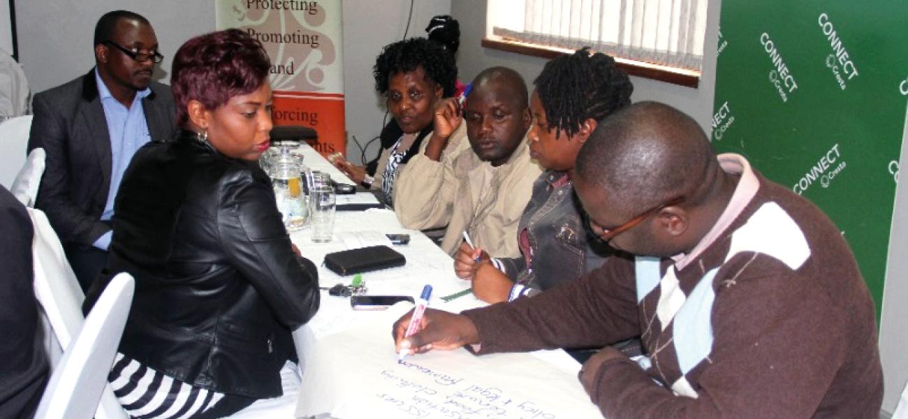 ZHRC, human rights, Zimbabwe