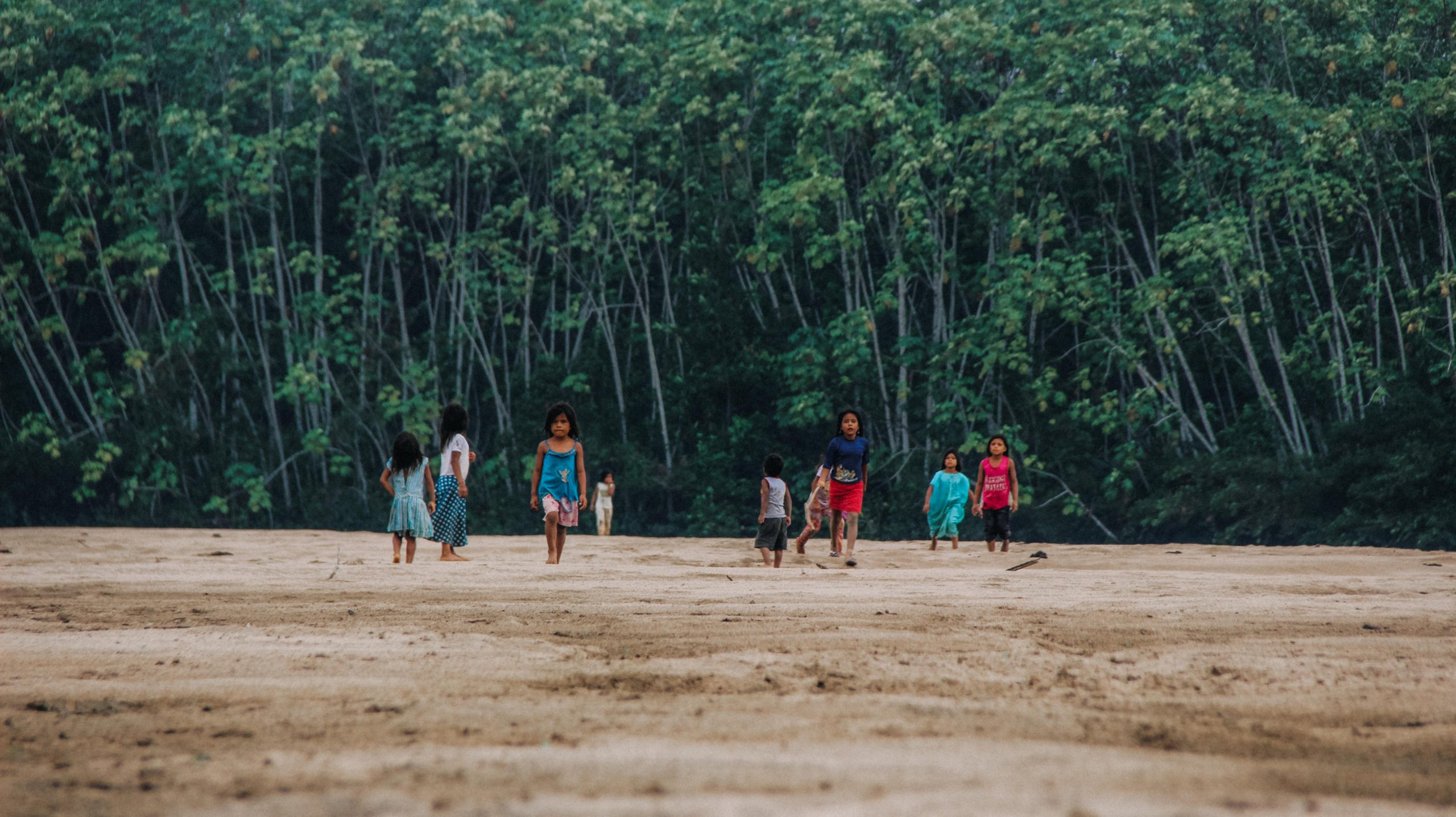 Indigenous Peoples in the Amazon and COVID-19