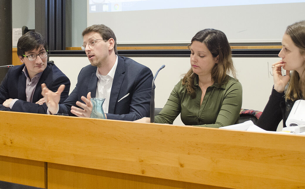 panel debate on roma people in EU