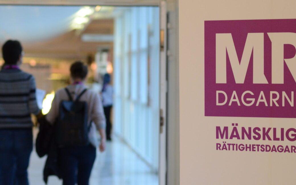 MR-Dagarna, human rights, stockholm