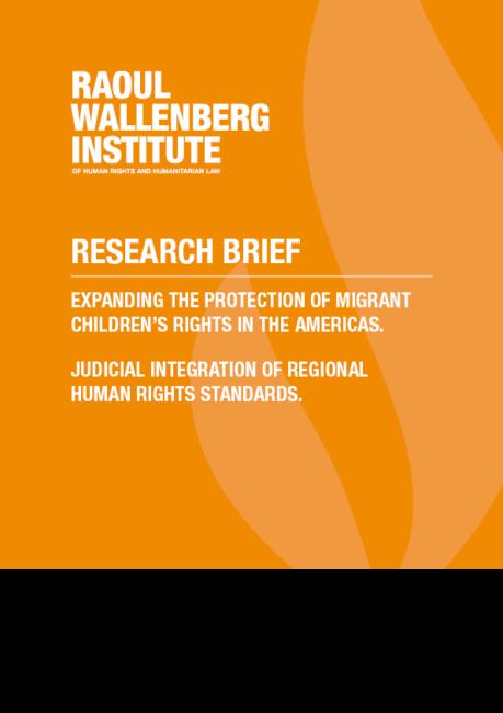Migrant Children's rights research brief