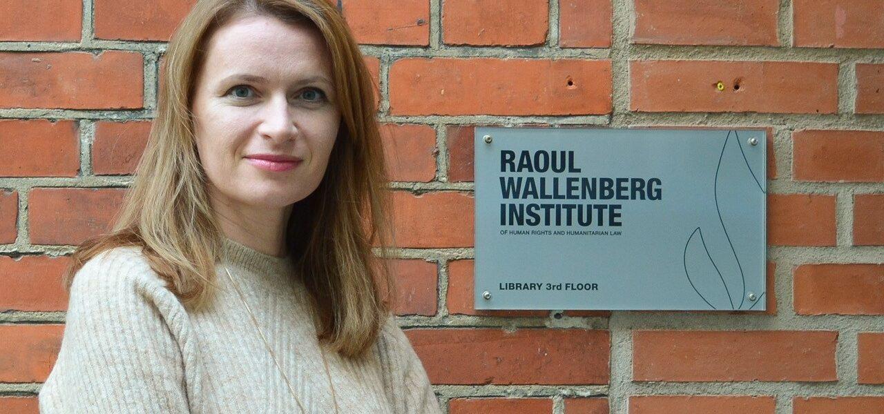 yuliya kvatsik, lecturer in belarus practicing Clinical Legal education