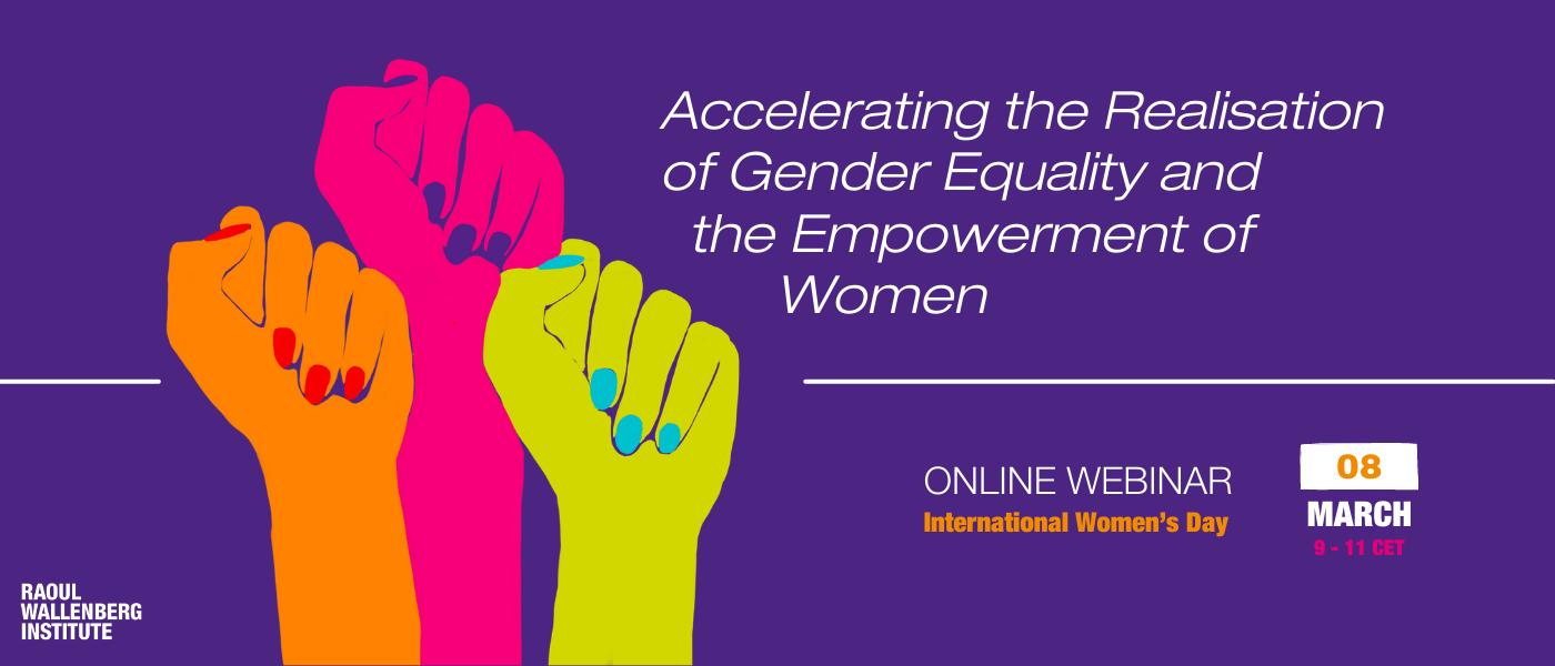 webinar women's rights