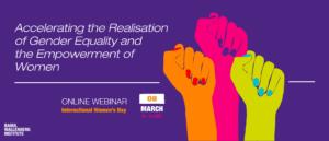 webinar international womens day