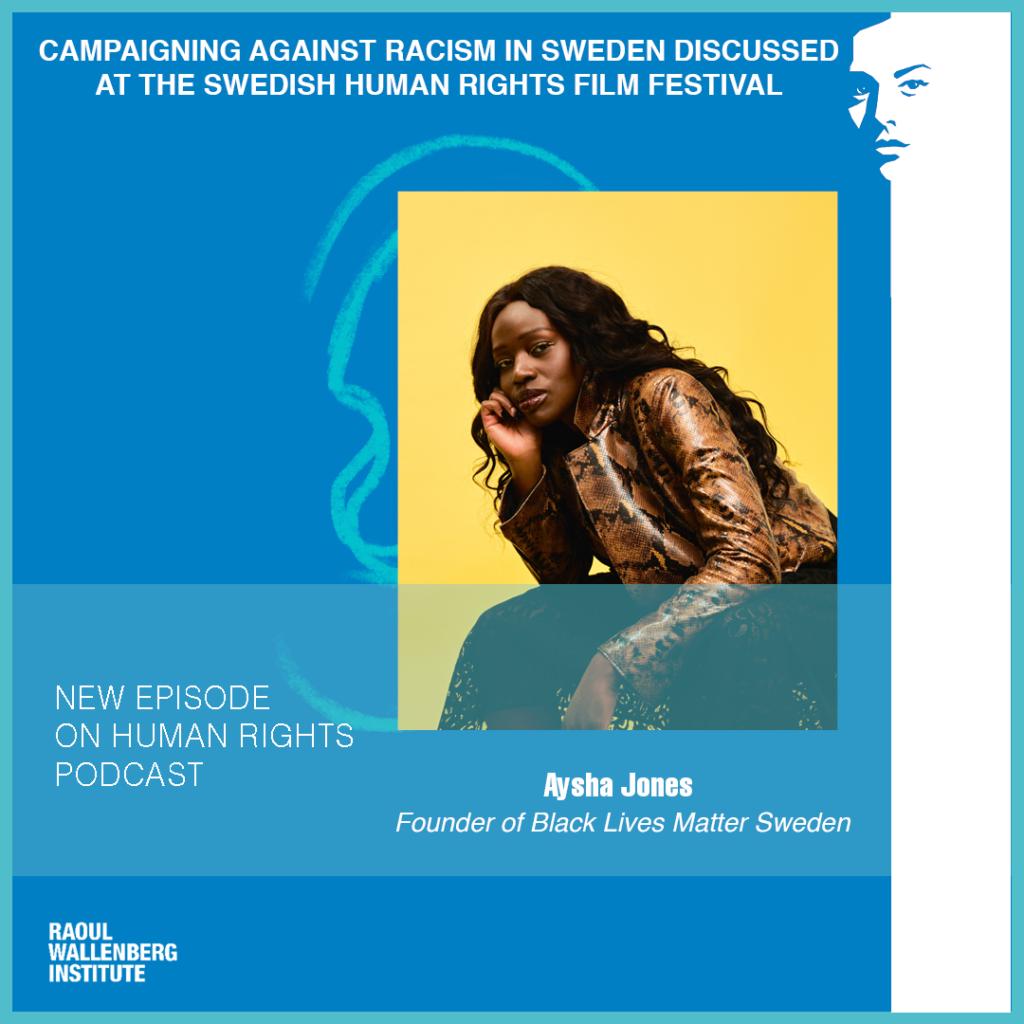 Aysha Jones and the Black Lives Matter Movement