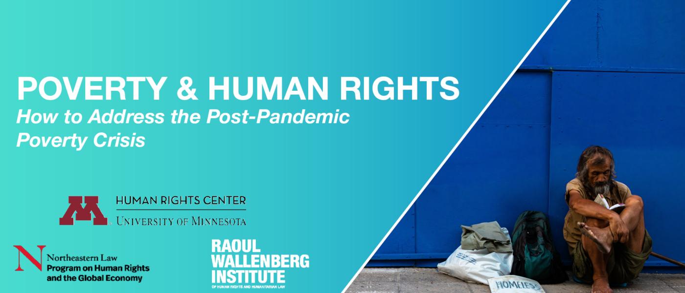 Poverty & Human Rights - Webinar Series
